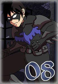 Batman Family: Legacy - Capitulo 08. La Ciudad de Red Hood
