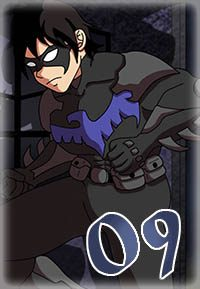 Batman Family: Legacy - Capitulo 09. El Nuevo Equipo Batman