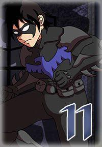 Batman Family: Legacy - Capitulo 11. Lo que Bruce querría