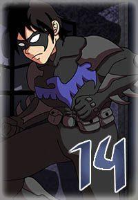 Batman Family: Legacy - Capitulo 14. Vieja Amiga