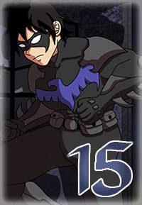Batman Family: Legacy - Capitulo 15. La Trampa