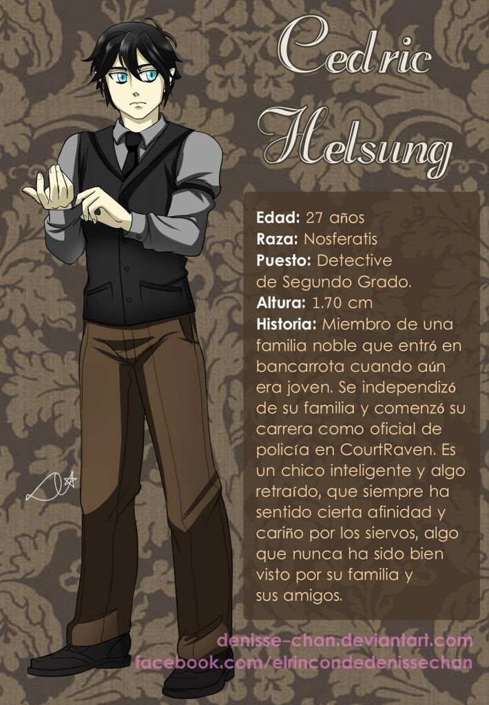 Cedric Helsung