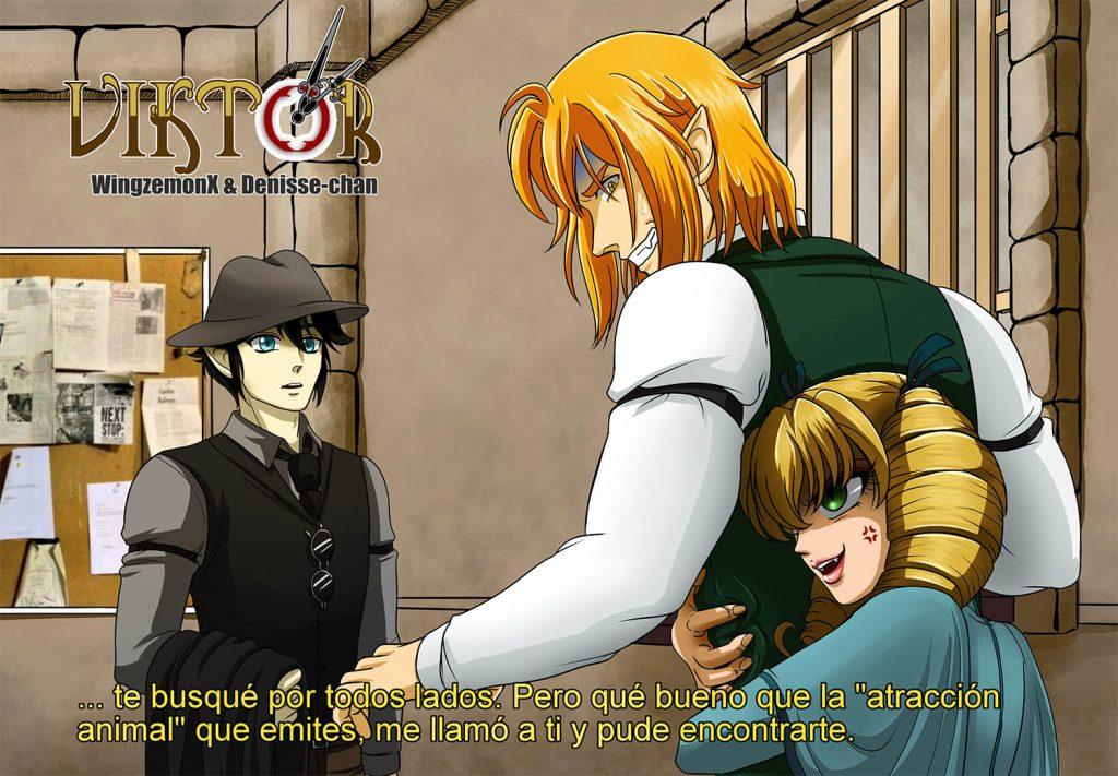 Viktor - Capítulo 03. Atracción Animal