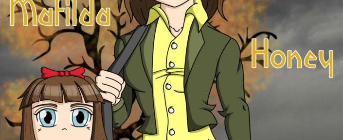 """Matilda Honey (Wormwood) de """"Resplandor entre Tinieblas"""""""