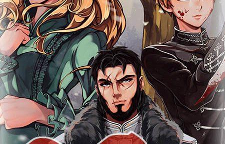 El Manto de Zarkon - Capítulo 08. Cuatro guardias en la puerta