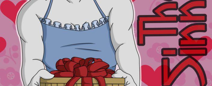 "Teen Titans: The Sinners - ""Feliz San Valentine..."""